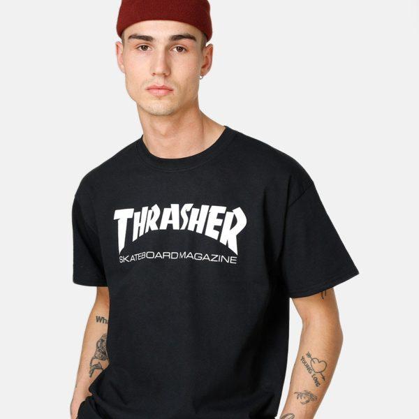 T-shirt Thrasher Skatemag