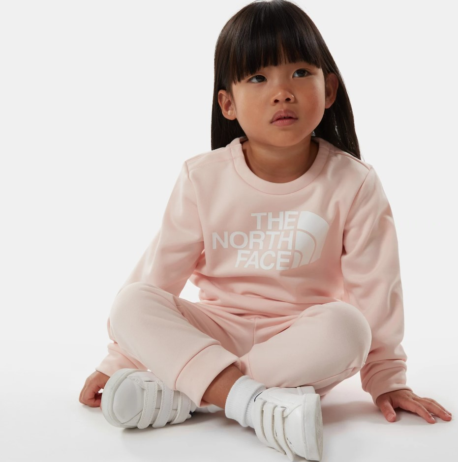 Completo The North Face Toddler Surgent Crew Set