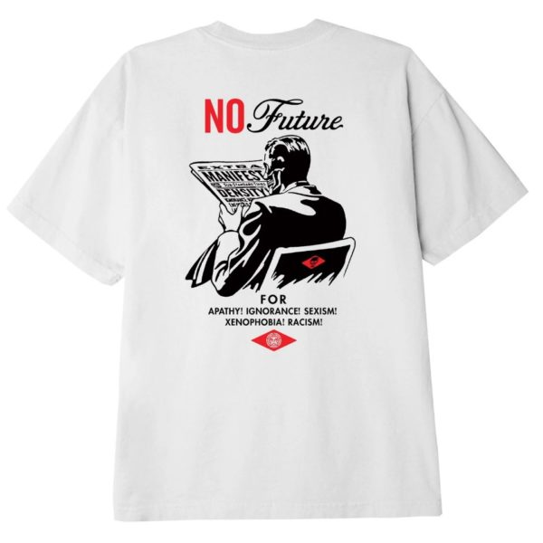 Obey No Future Classic Tee