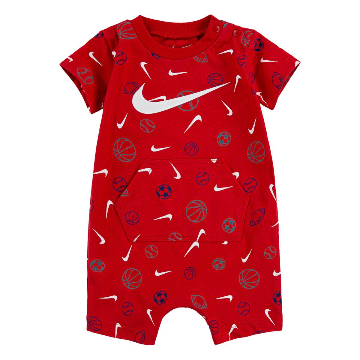 Nike Printed Romper Body
