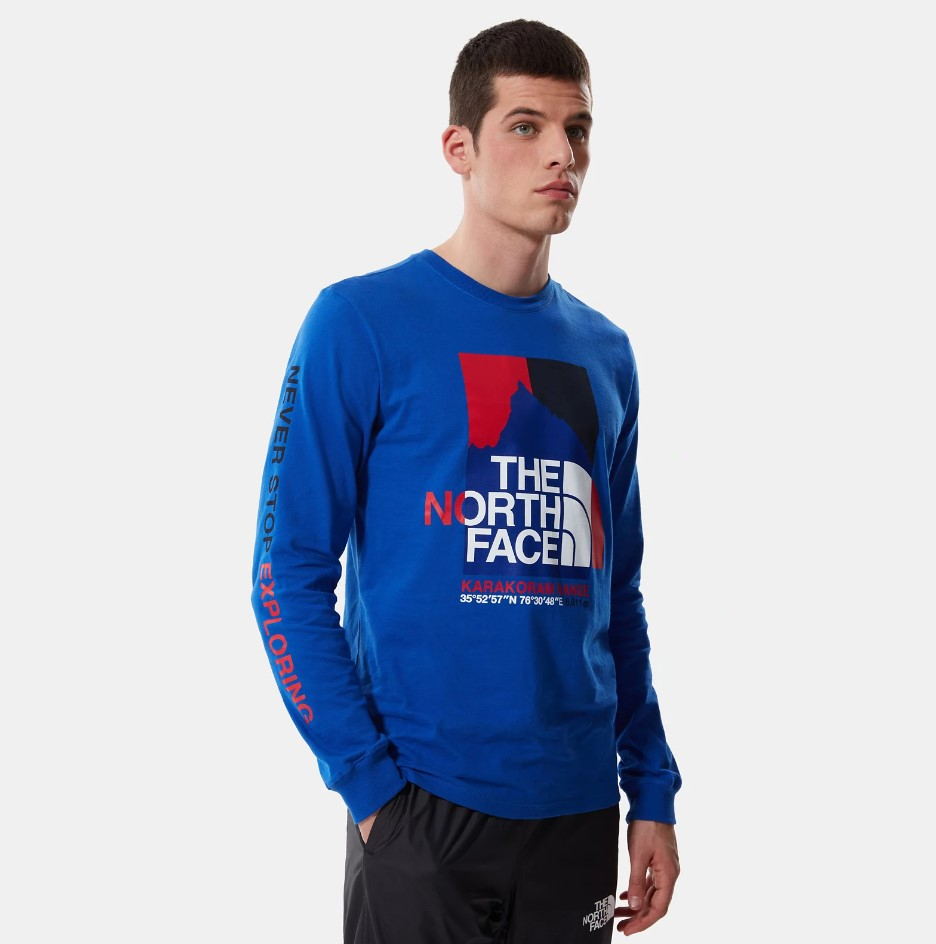 The North Face K2RM Tee