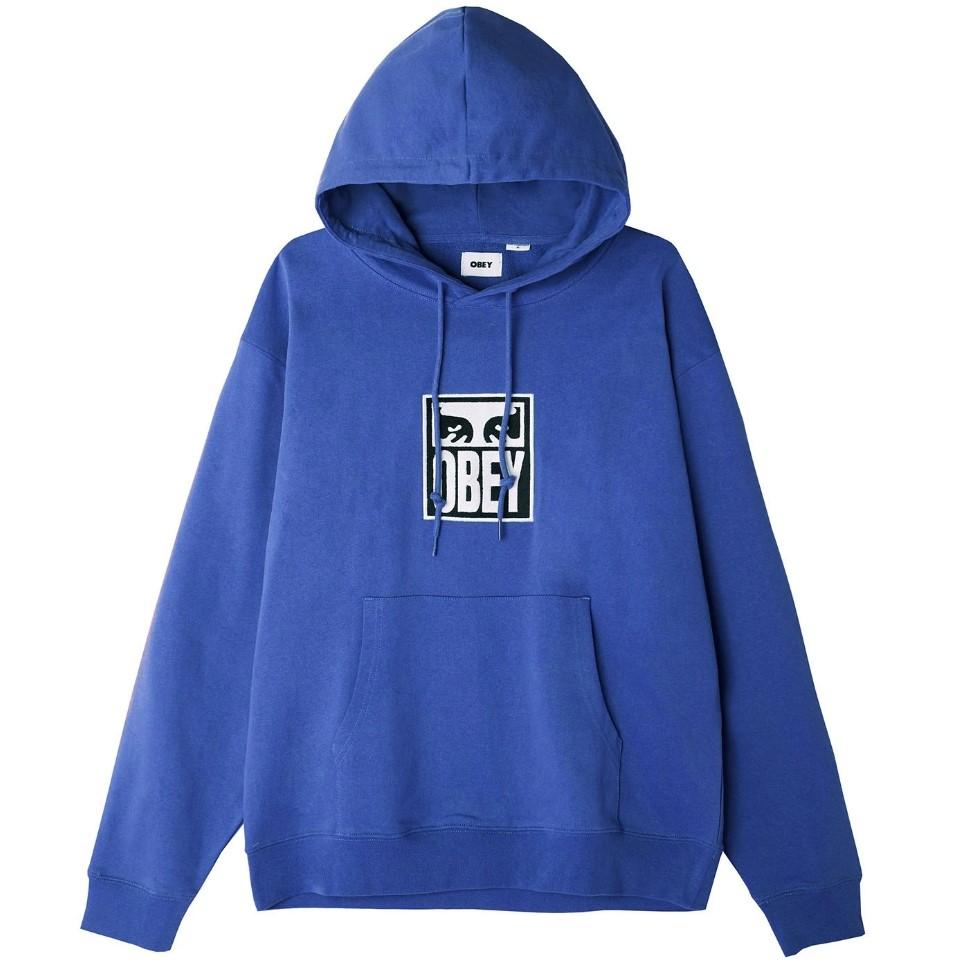 Felpa Obey Subvert Eyes Hood Specialty Fleece