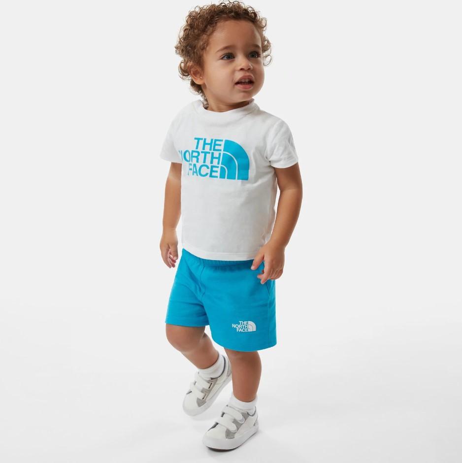Tutina The North Face Infant Cotton Summer Set