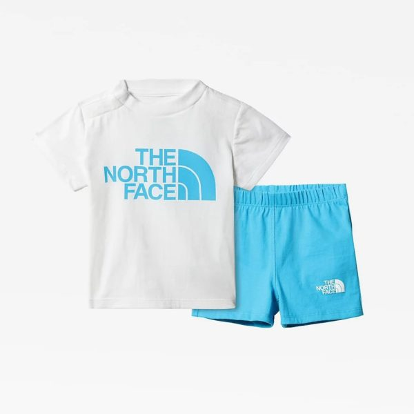 Tutina The North Face Infant Cotton Summer Set