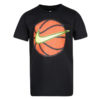 T-shirt Nike Faux Basketball Swoosh