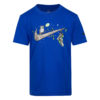 T-shirt Nike Night Games Tree Swoosh