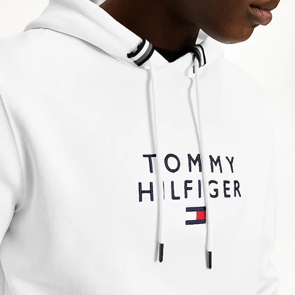 Felpa Tommy Hillfiger Stacked Tommy Flag H