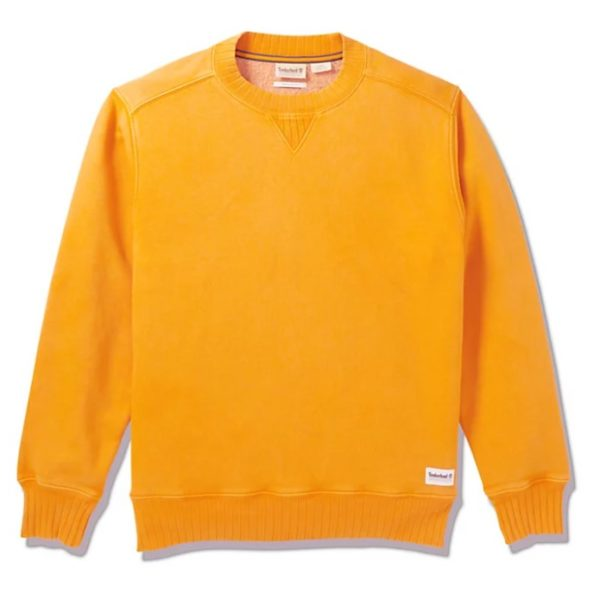 Felpa Timberland Mm Garment Dye Crew