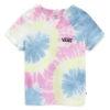 T-shirt Vans Women Spiraling Wash Baby Tee