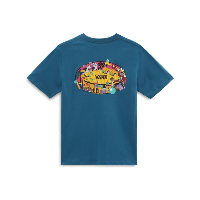 T-shirt Vans Boy Future Standard SS Kids