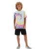 T-shirt Vans Boy Tie Dye Easy Box Tee