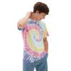T-shirt Vans Men Drop V Spiral Tie Dye SS