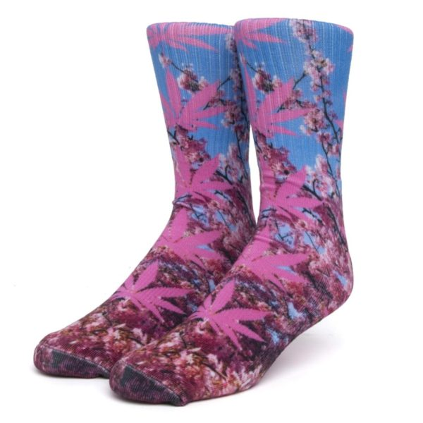 Calzino Huf Digital Plantlife Sock
