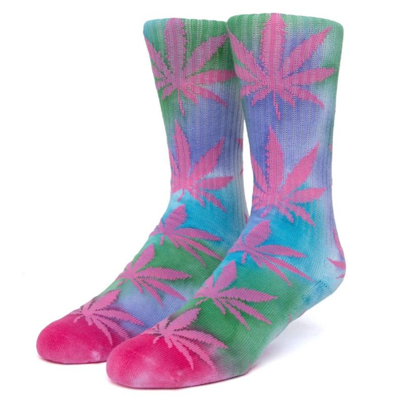 Calzino Huf Drip Dye Plantlife Sock