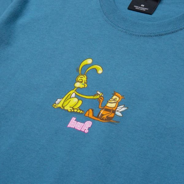 T-shirt Huf Best Friends Tee