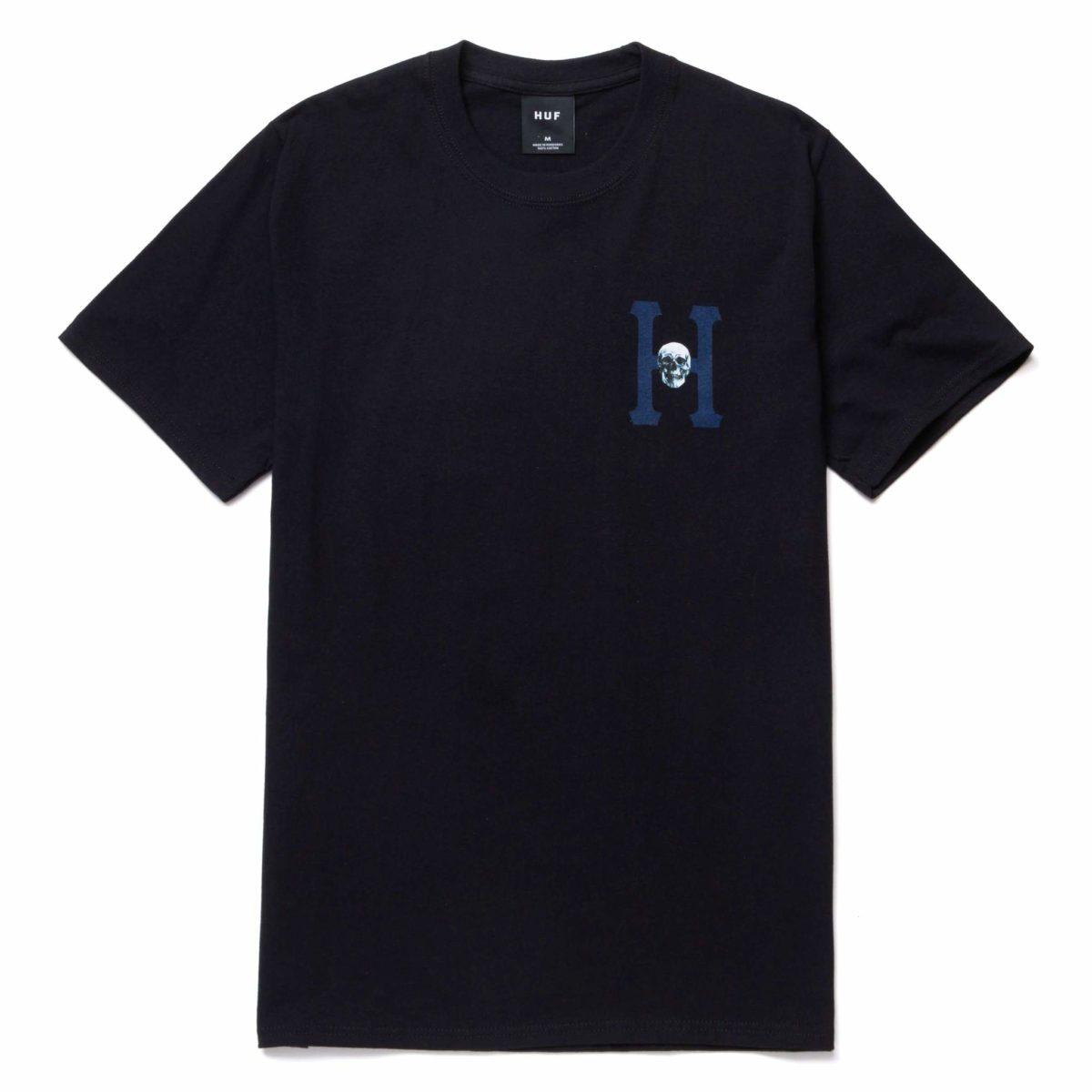 T-shirt Huf Skulls Classic H SS Tee