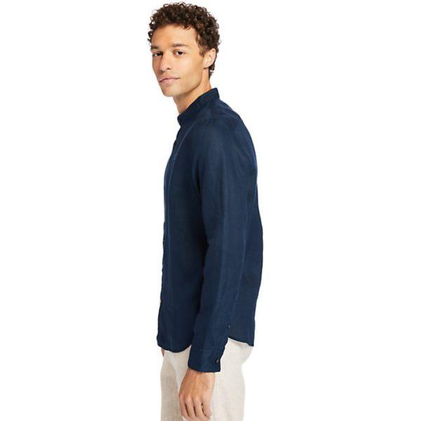 Camicia Timberland LS Linen Korean
