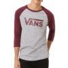 T-Shirt Vans Men Vans Classic Raglan Athletic