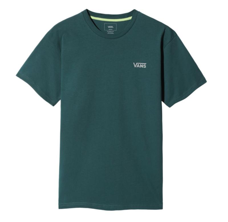 T-Shirt Vans Men Vans Reflective Colorblock Ss