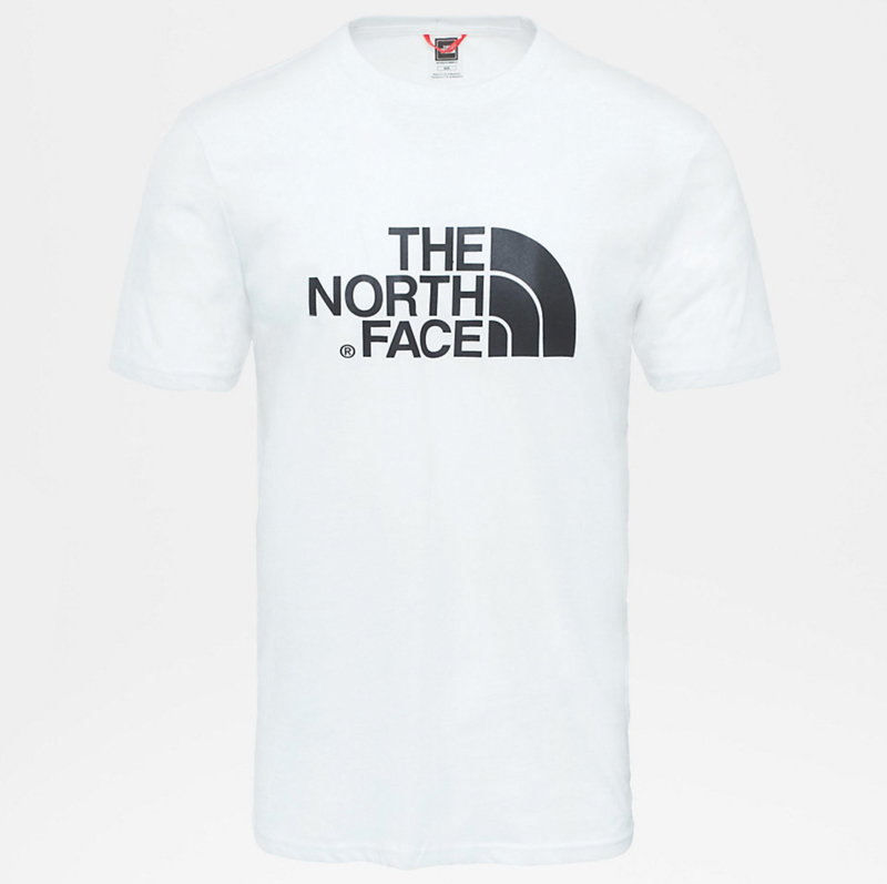 T-Shirt The North Face M S/S Easy Tee
