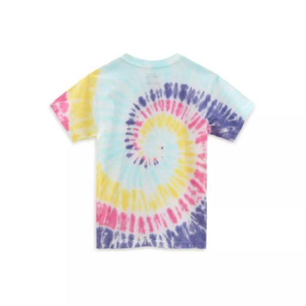 T-shirt Vans Boy Tie Dye Easy Box Kids