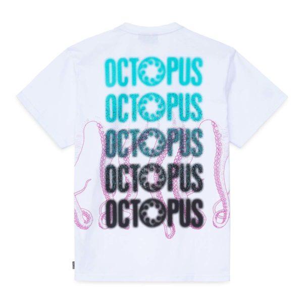 Octopus Blurred Tee